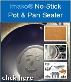 Imako No-Stick Pot & Pan Sealer